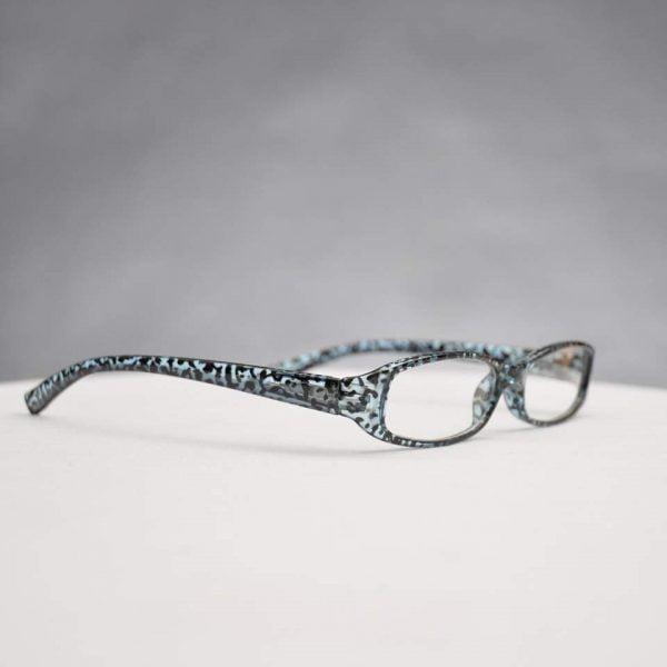 Vittoria läsglasögon Blågrå