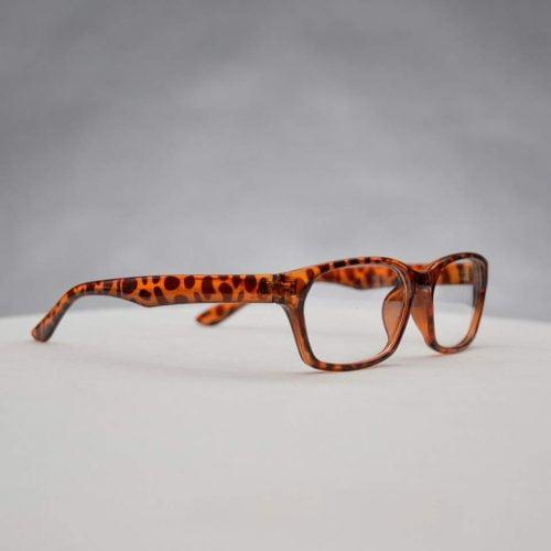 Treviso läsglasögon Orange