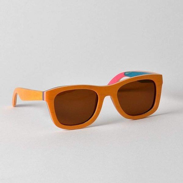 Aprilia Orange Solglasögon
